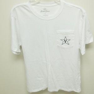 Lauren james Vanderbilt large t-shirt
